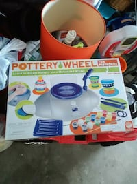 Pottery wheel  Apopka