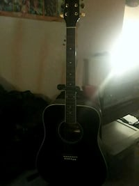 black and brown acoustic guitar New Carlisle, 45344