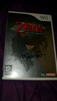 Zelda Twilight Princess spill Nintendo Wii