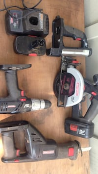 Craftsman cordless power tools Oakdale, 95361
