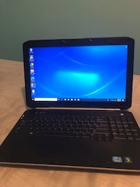black and gray HP laptop Hyattsville, 20783