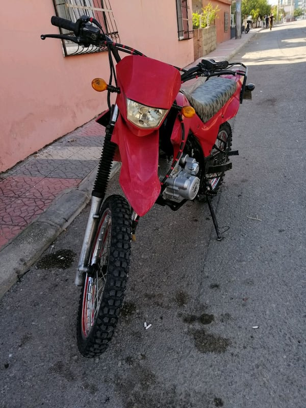 Lifan 200cc cross  2014 model 4