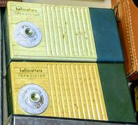 Hallicrafters 4RT3 transistor radio your choice of Woodstock, 22664