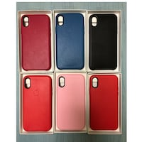Cover Apple in pelle