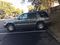 Mercury - Mountaineer - 2002 Manassas
