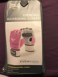 Everlast evercool kickboxing gloves London, N6E 2W4