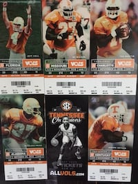 4 together / UT football ... season  Nashville, 37228