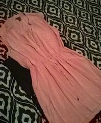 Brand new medium pink dress