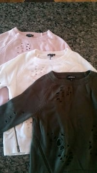 Express Winter Distressed