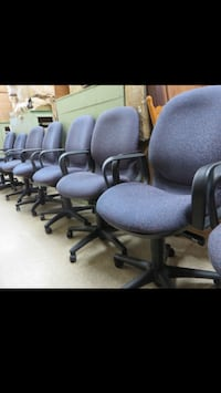 $40 Each - Assorted computer/office chairs