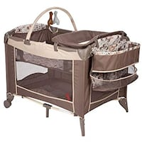 Safety 1st Brown Play Yard Play Pen Brand New Markham
