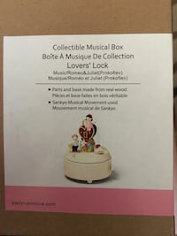 Collectible music lovers love box Antelope, 95843