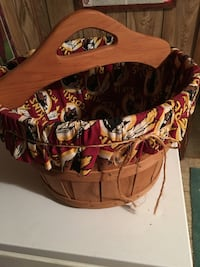 Redskin basket Annandale, 22003
