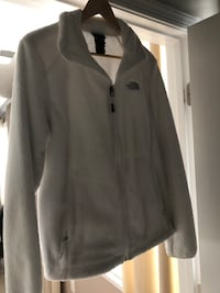 Like NEW - North Face - woman's jacket - white! Chantilly, 20152