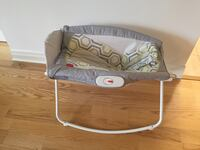 Fisher price rock and play soothing seat Toronto, M8V 4E8