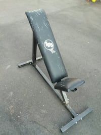Adjustable Weight Bench Fort Mill