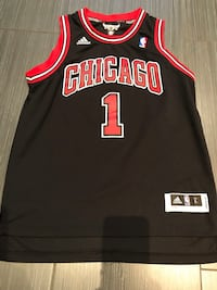 Chicago Bulls Youth Large Basketball Jersey