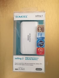 Romoss Power Bank 5200mah Çankaya, 06520