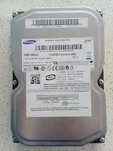 Samsung 160 Gb Hdd