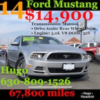 Ford - Mustang - 2014 Arcade