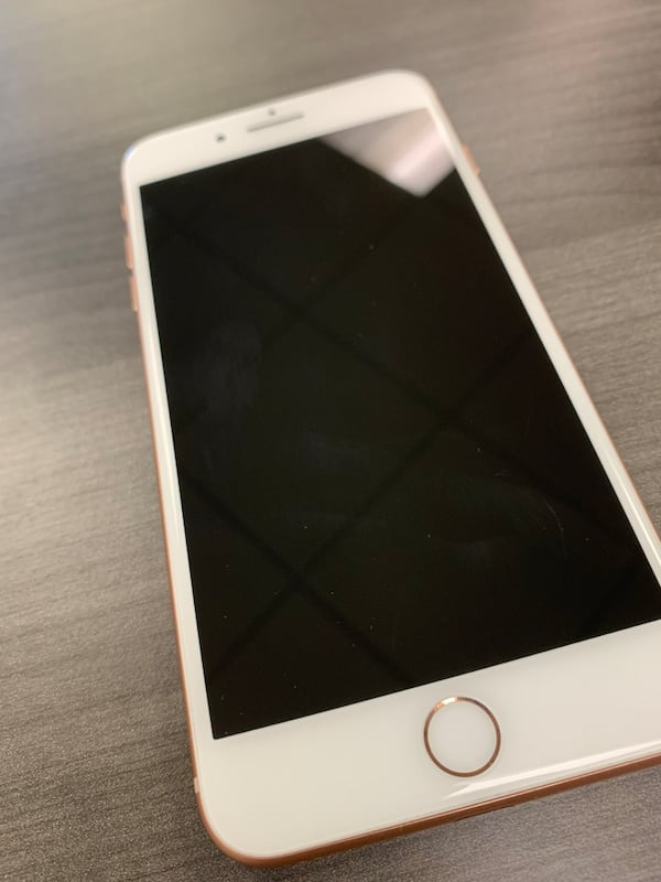 iPhone 8 Plus unlocked Gold 64gb Only one year old  Great condition 1c28c840-8b97-4f71-b281-06d4d5de462b