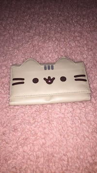 Pusheen wallet. Very cheep! Herndon, 20170