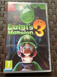 Luigis Mansion 3 MADRID