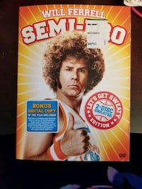 SEMI-PRO 2 DISC UNRATED **DVD** LIKE NEW**