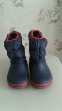 Crocs Winter Poff Boot Kids