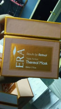 Era Triple Action Thermal Mask