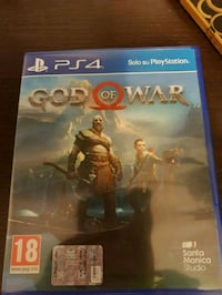 Gioco PS4 God of War Casalgrande, 42013