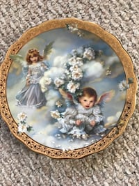 Adorable Collector Plate Marietta, 17547