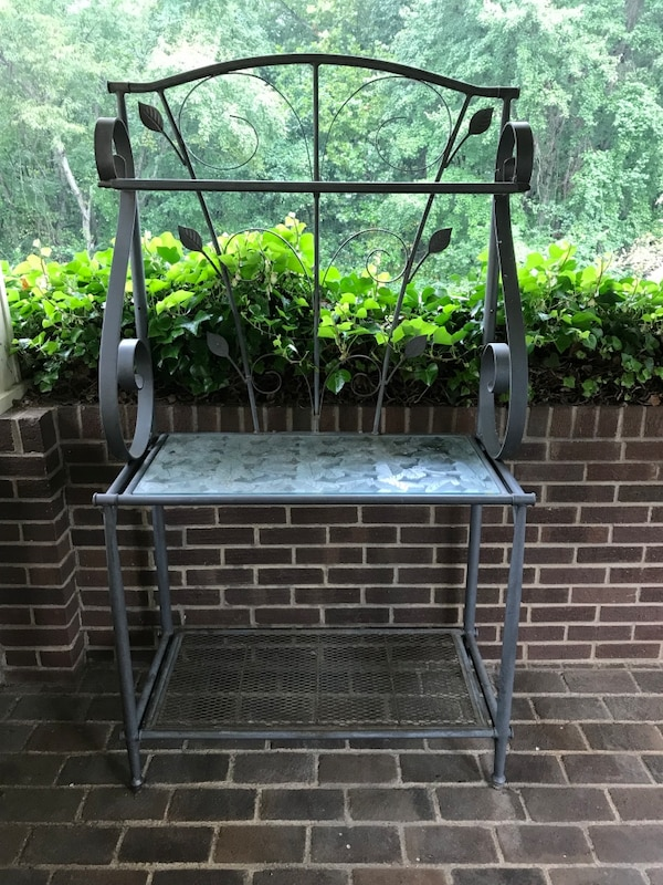 Outdoor baker rack 37 wide x 67 tall