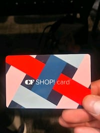 100$ Chinook Mall Gift Card