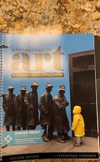 Approaches To art A Journey In Art Appreciation Textbook Vallejo, 94591