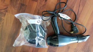 Hair Dryer with Accessories