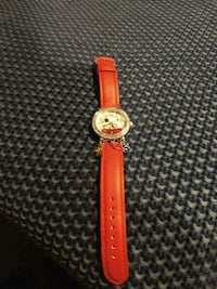 Ladies Snoopy Watch with charms Big Rapids, 49307