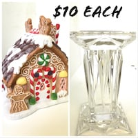 Partylite candle holders Ottawa, K2S 1C9