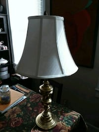 Large solid brass lamp Sumter, 29150