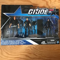 G.I. Joe special forces set
