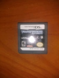 Transformers Autobots for Nintendo DS Reston, 20190