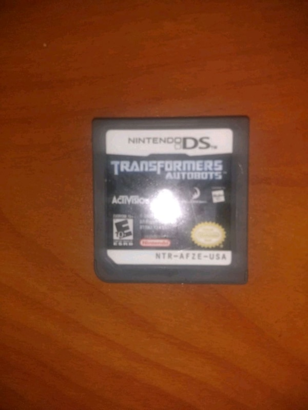 Transformers Autobots for Nintendo DS