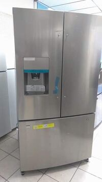 "Brand New 36"" Frigidaire 26.8 Cu Ft French Door Refrigerator (Scratch and Dent)  Elkridge, 21075"
