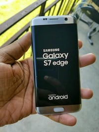 Samsung Galaxy S7 Edge unlocked/Liberado Marlow Heights, 20748