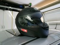 black full-face helmet Eastvale, 91752