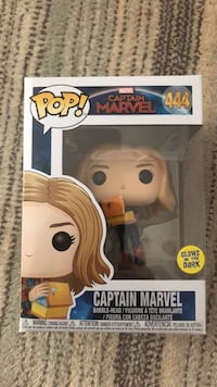 Captain Marvel Funko Vaughan, L4J 8B5