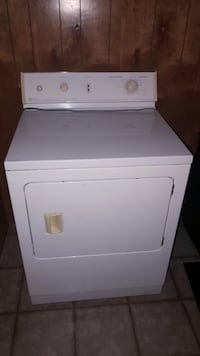 white front-load clothes washer Warren