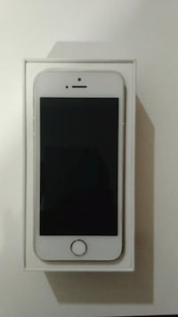 İPHONE 5S 16 GB ( BEYAZ KUTULU)