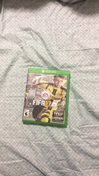 xbox one game fifa 17 used but good condition Alexandria, 22306