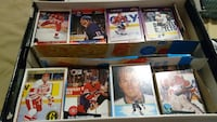 Hockey cards msg me if interested